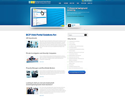 Background Check Portal