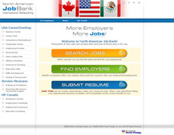North American Job Bank